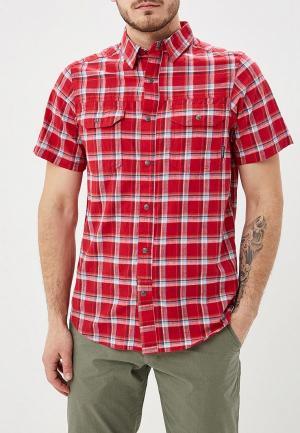 Рубашка Columbia Leadville Ridge™ YD Short Sleeve Shirt. Цвет: красный