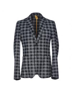 Пиджак BL.11 BLOCK ELEVEN. Цвет: серый