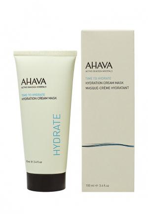 Маска для лица Ahava Time To Hydrate Увлажняющая крем-100 мл