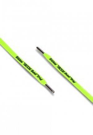 Шнурки PHILIPPE MODEL. Цвет: зеленый