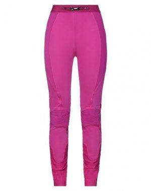 Повседневные брюки HIGH. Цвет: розовато-лиловый