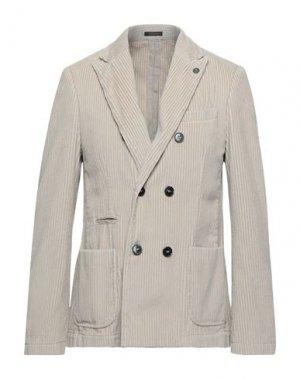 Пиджак OFFICINA 36. Цвет: слоновая кость