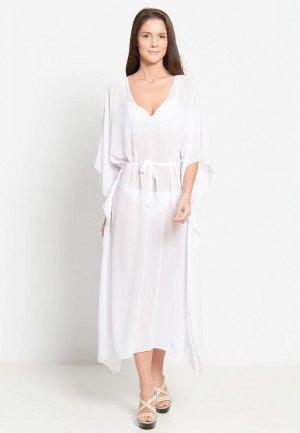 Платье пляжное Donatello Viorano Неаполь. Цвет: белый