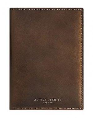 Бумажник DUNHILL. Цвет: медный