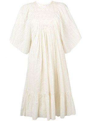Платье Gelly Antik Batik. Цвет: бежевый