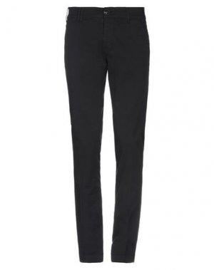 Повседневные брюки CYCLE. Цвет: черный