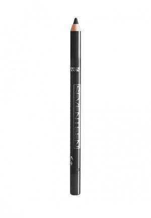 Карандаш для глаз Seventeen водостойкий т.29 Super Smooth W/P&Longstay полночное небо. Цвет: черный