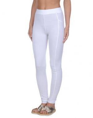 Пляжные брюки и шорты BLUGIRL BLUMARINE BEACHWEAR. Цвет: белый
