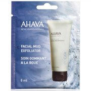 Single Use Facial Mud Exfoliator 8ml AHAVA