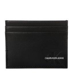 Холдер д/кредитных карт K50K504751 черный CALVIN KLEIN JEANS