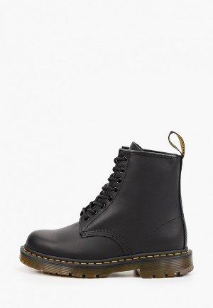Ботинки Dr. Martens 1460 SR - NS 8 Eye Boot. Цвет: черный