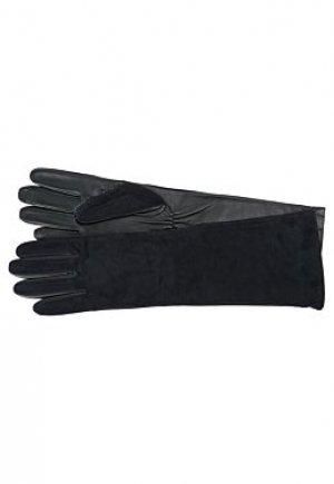 Комбинированные перчатки Eleganzza