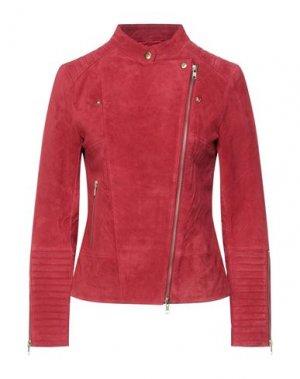 Куртка DRY LAKE.. Цвет: красный