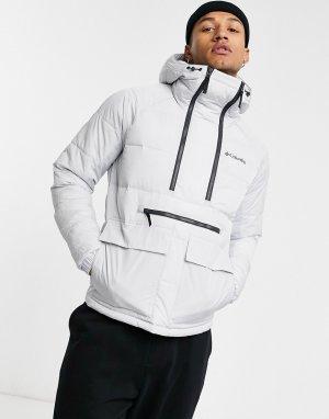 Серая куртка-пуловер Kings Crest-Серый Columbia