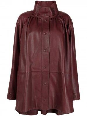 Куртка Carmichael Altuzarra. Цвет: фиолетовый
