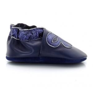 Ботиночки Chica ROBEEZ. Цвет: темно-синий
