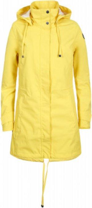 Ветровка женская Ingby, размер 44 Luhta. Цвет: желтый
