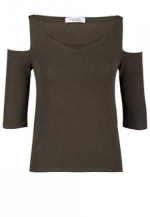 Пуловер DEXTERIOR D'EXTERIOR. Цвет: коричневый