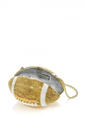 Football Ball clutch bag Judith Leiber. Цвет: multicolour