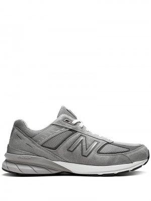 Кроссовки M990 New Balance. Цвет: серый