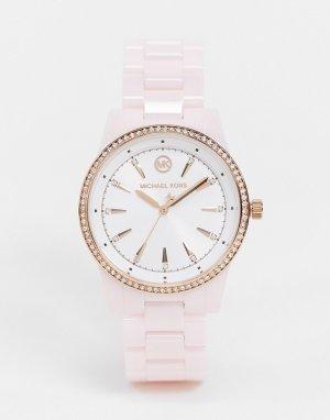 Керамические наручные часы Ritz MK 6838-Розовый Michael Kors