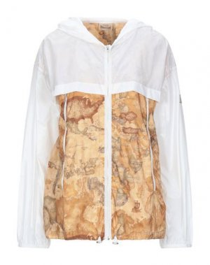 Куртка DONNAVVENTURA by ALVIERO MARTINI 1a CLASSE. Цвет: белый
