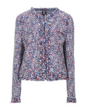 Пиджак LAURÈL. Цвет: темно-синий