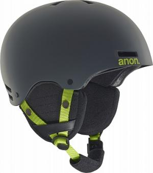 Шлем детский Rime Anon. Цвет: черный