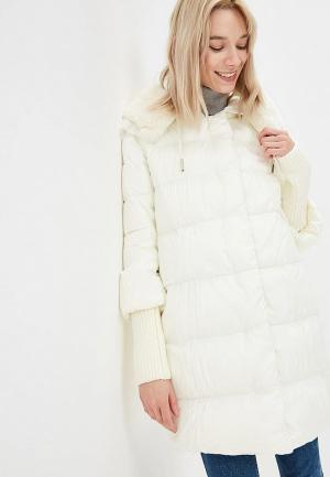 Куртка утепленная Acasta. Цвет: белый