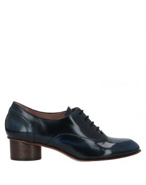 Обувь на шнурках ANTONIO BARBATO. Цвет: темно-синий