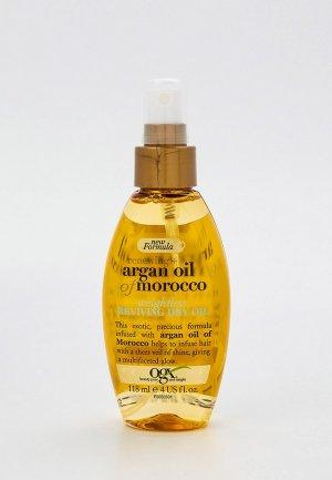 Масло для волос Ogx сухое, 118 мл. Цвет: прозрачный