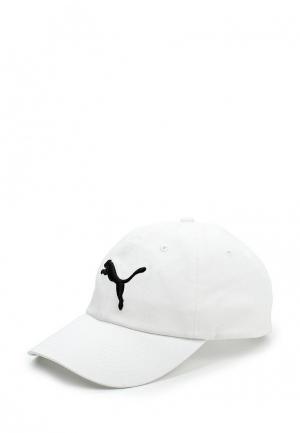 Бейсболка PUMA ESS Cap. Цвет: белый