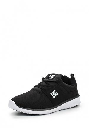 Кроссовки DC Shoes HEATHROW. Цвет: черный