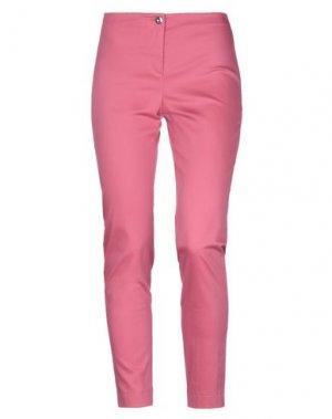 Повседневные брюки LAURÈL. Цвет: светло-розовый