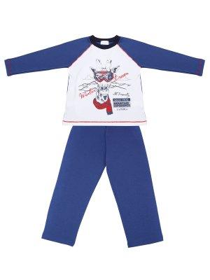 Пижама хлопковая LA PERLA