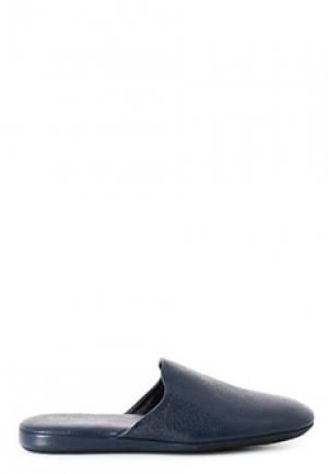 Тапочки ROBERTO ROSSI. Цвет: синий