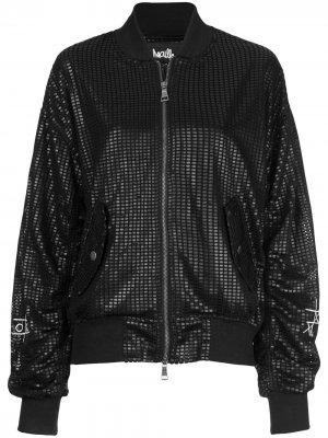 Куртка-бомбер Haculla. Цвет: черный