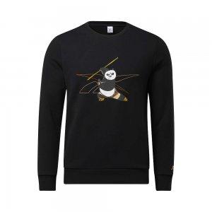 X Kung-Fu Panda Crew Reebok Classic. Цвет: черный