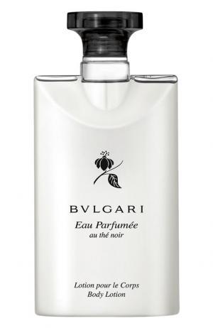 Лосьон для тела au Noir BVLGARI. Цвет: бесцветный