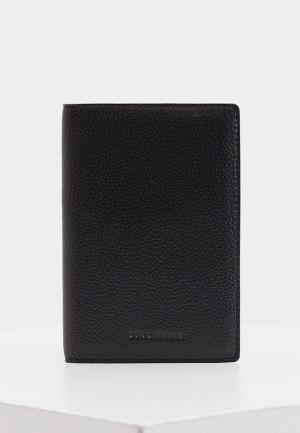 Обложка для паспорта Coccinelle. Цвет: черный