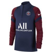 Футболка для футбольного тренинга школьников Paris Saint-Germain Strike Nike