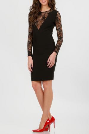 Платье Cocogio. Цвет: черный