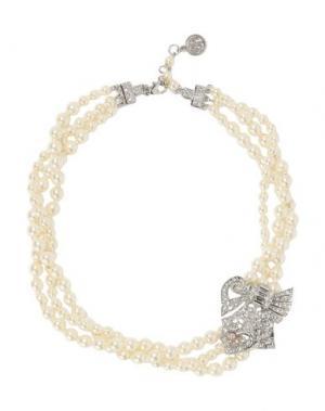Ожерелье BEN-AMUN. Цвет: слоновая кость
