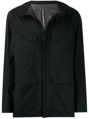 Куртка на молнии Arc'teryx Veilance. Цвет: черный