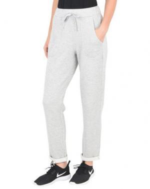 Повседневные брюки DEHA. Цвет: светло-серый