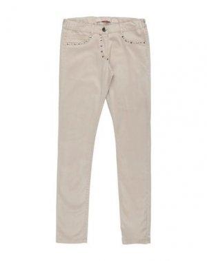 Повседневные брюки ELSY. Цвет: песочный