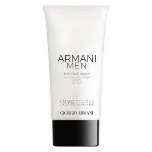 Очищающий гель для лица Armani Men Giorgio. Цвет: бесцветный