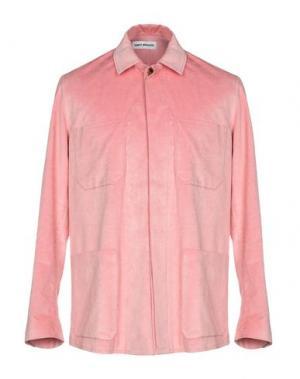 Пиджак UMIT BENAN. Цвет: розовый