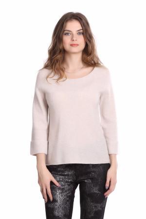 Пуловер Comma. Цвет: розовый
