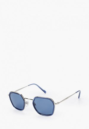 Очки солнцезащитные Vogue® Eyewear VO4174S 323/80. Цвет: серебряный